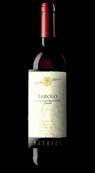 2015 Patrizi Barolo D.O.C.G.