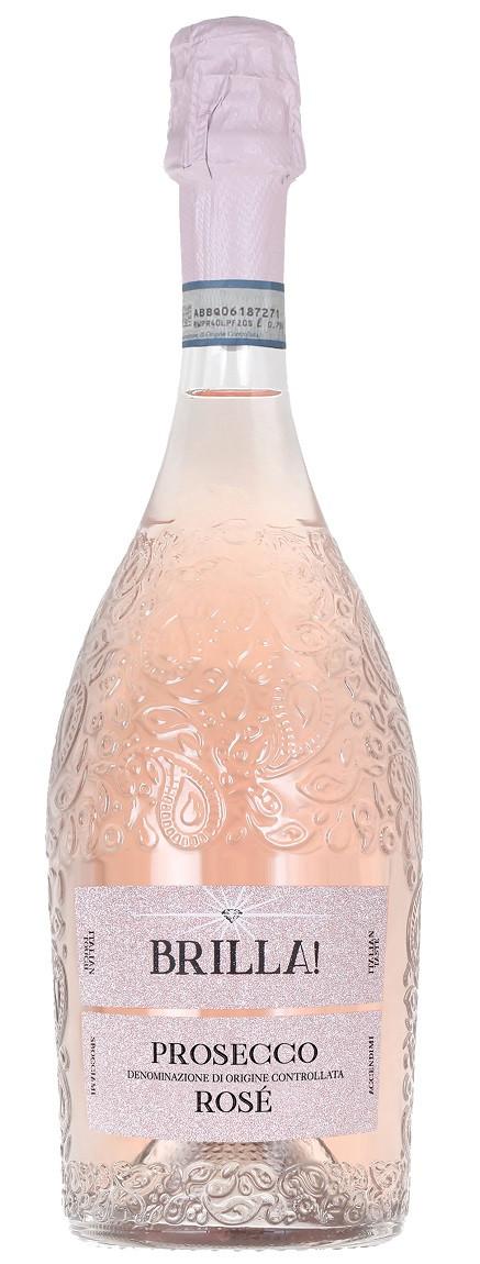 Brilla! Prosecco Rosé Spumante Extra Dry 1,50 l Magnum