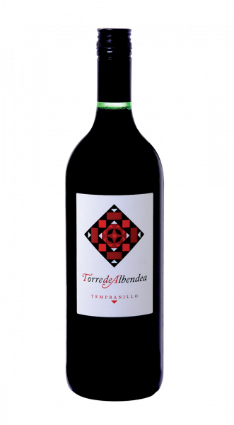 2018 Torre de Albendea Tempranillo Vino Tinto Varietal 1,00 l