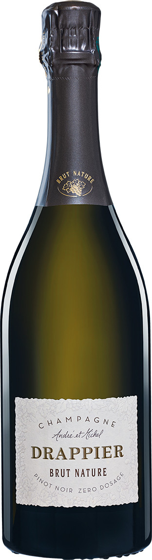 Drappier Champagne Brut Nature Zero Dosage 0,75l