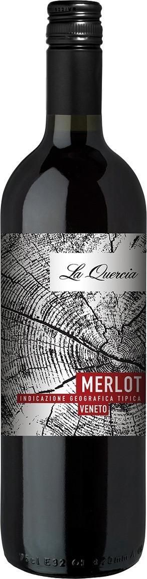 """2019 Bennati Merlot """"La Quercia"""" 1,0l"""