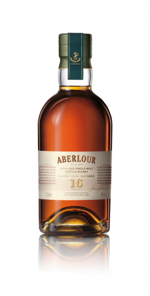 Aberlour 16 years Double Cask Matured Highland Malt Whisky 40% 0,7l