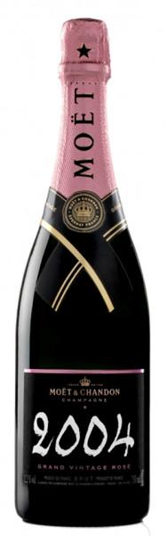 2013 Moet Chandon Grand Vintage Rose Champagne 12% 0,75l