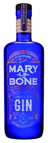 Mary-Le-Bone Small Batch London Dry Gin 50,2% 0,7l!