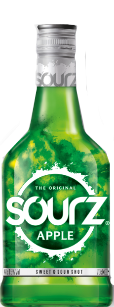 Sourz Apple 15% 0,7l