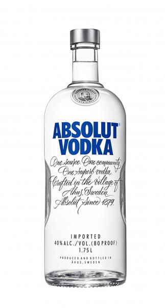 Absolut Vodka 1,75l
