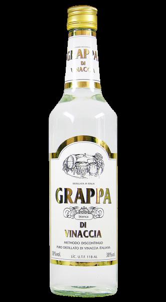 HAUSMARKE Grappa di Vinaccia 38% 1,0l