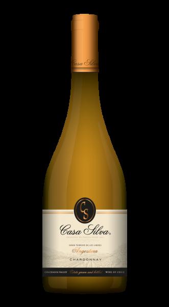 2018 Casa Silva Chardonnay Gran Terroir de los Andes Angostura Single Vineyard