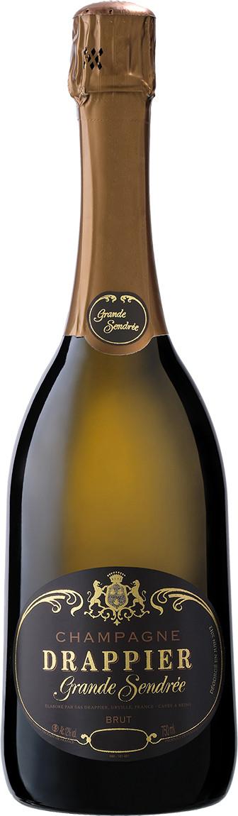 Drappier Champagne Cuvée Sendrée Brut 0,75l