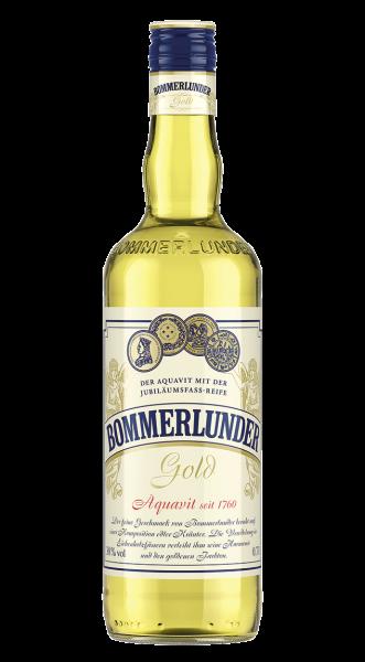 Bommerlunder Gold 38% 0,7l!