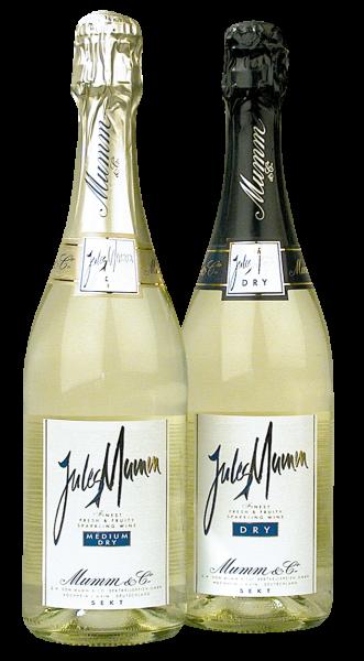 Jules Mumm Medium Dry 11% 0,75l
