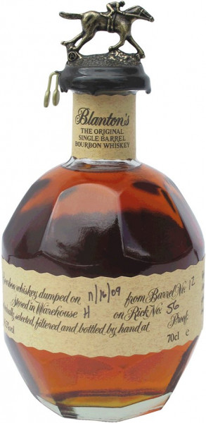 Blanton's The Original Bourbon Whiskey 46% 0,7l