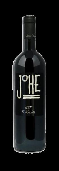 2014 Viglione JoHe Rosso Puglia I.G.T. Bio (ABCERT:DE-ÖKO-006)!