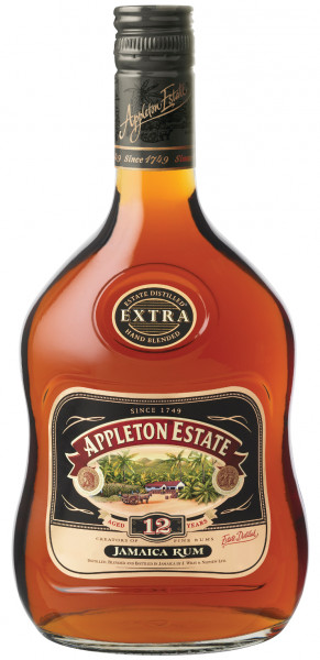Appleton Jamaica Rum Estate Extra Aged 12 years 43% 0,7l
