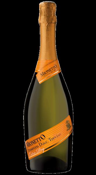 Mionetto Spumante Prosecco D.O.C. Treviso Extra Dry (Prestige) 12,5% 0,75l