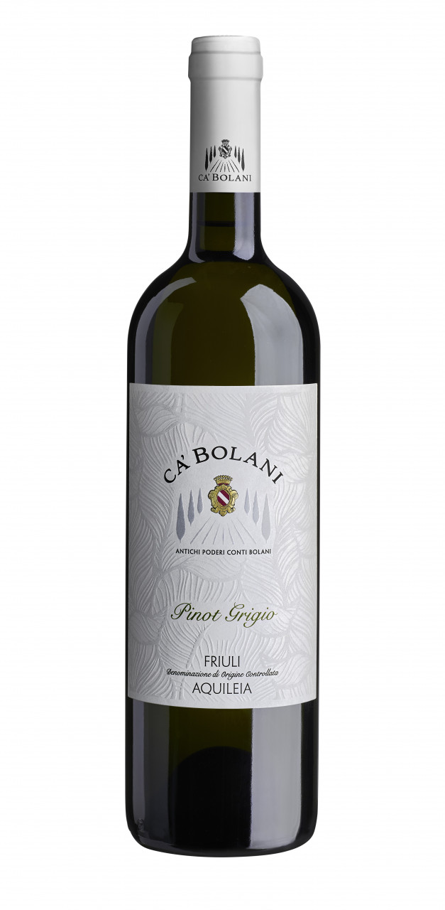2018 Ca' Bolani Pinot Grigio Friuli Aquileia D.O.C.