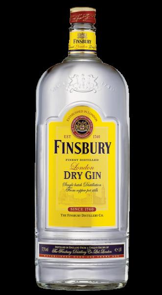 Finsbury Gin 37,5% 1,0l