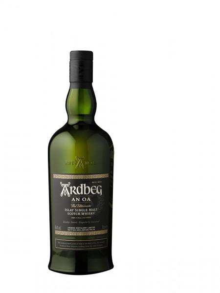 Ardbeg An Oa Islay Malt Whisky 46,6% 0,7l