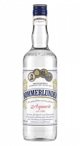 Bommerlunder Akvavit 38% 0,7l