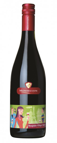 2014 Mommessin Beaujolais Villages A.C.