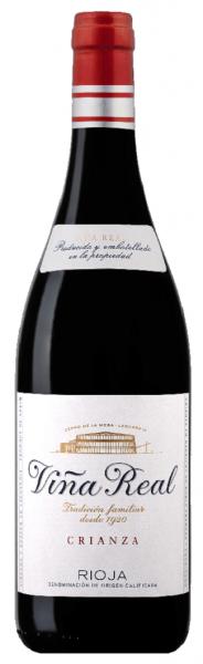 2014 Viña Real Crianza Rioja D.O.C.!