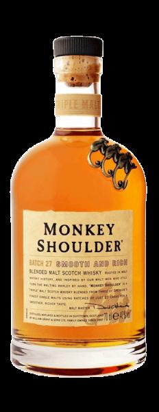 Monkey Shoulder Vatted Scotch Whisky 40% 0,7l