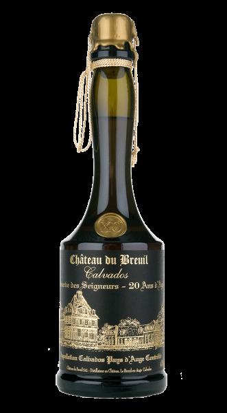 Chateau du Breuil Reserve des Seigneurs XO Calvados 41% 0,7l
