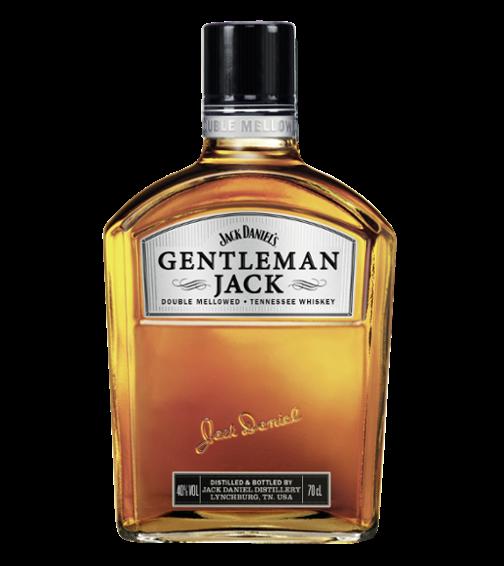 Gentleman Jack Rare Tennessee Whiskey 40% 0,7l