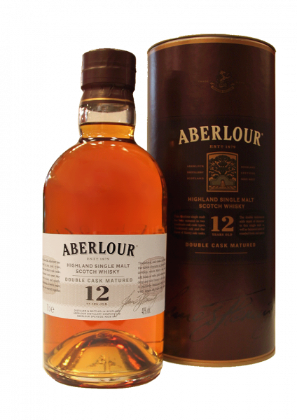 Aberlour 12 years Double Cask Matured Highland Malt Whisky 40% 0,7l