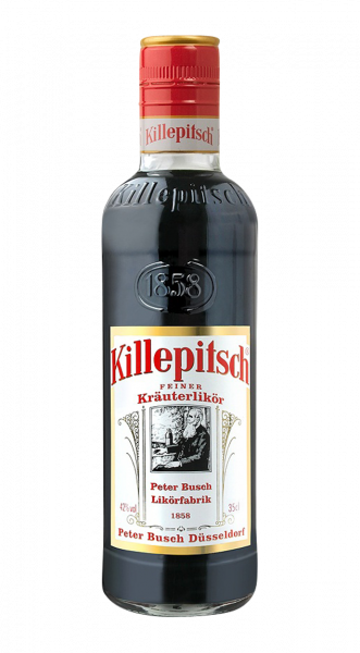 Killepitsch Kräuterlikör 42% 0,35l!