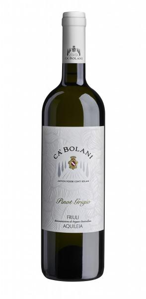 2019 Ca' Bolani Pinot Grigio Friuli Aquileia D.O.C.