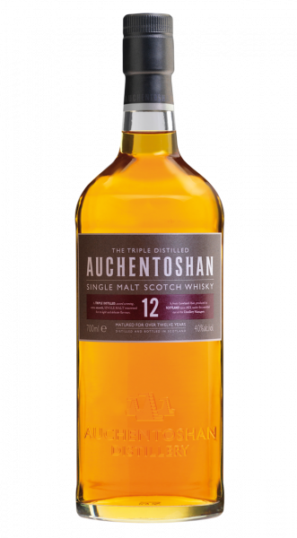 Auchentoshan 12 years Lowland Single Malt Whisky 0,7l