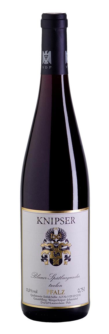 2016 Knipser Blauer Spätburgunder Trocken!