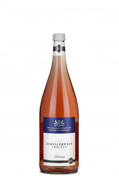 2016 Weinmanufaktur Untertürkheim Schillerwein Trocken 1,00 l Mehrweg