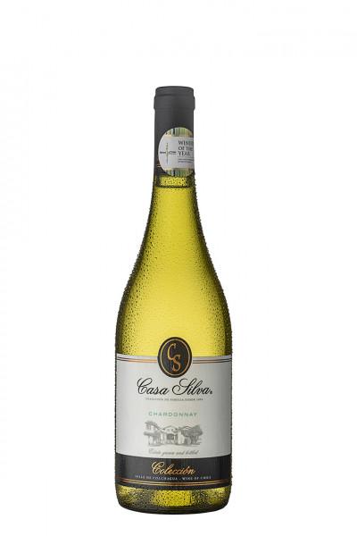2018 Casa Silva Chardonnay Colección