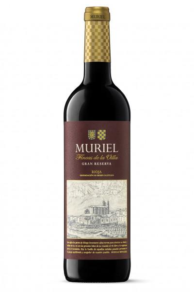 2010 Muriel Gran Reserva Rioja D.O.C.