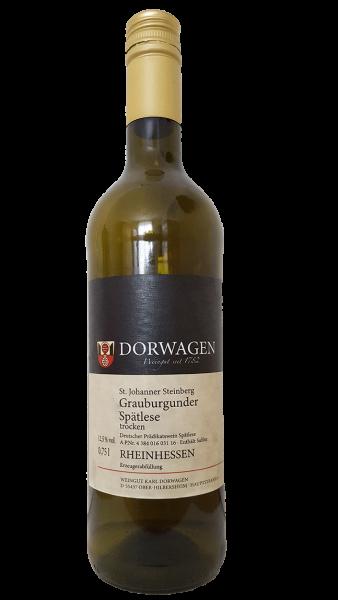 2017 Dorwagen Grauburgunder Kabinett Trocken!