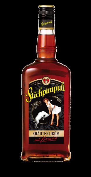 Stichpimpuli bockforcelorum 35% 0,7l