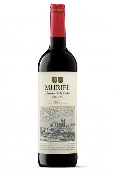2016 Muriel Crianza Rioja D.O.C.