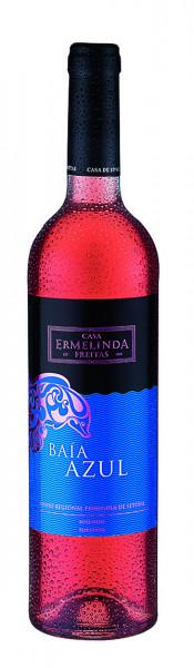 Casa Ermelinda Freitas Baía Azul Vinho Rosé Península de Setúbal