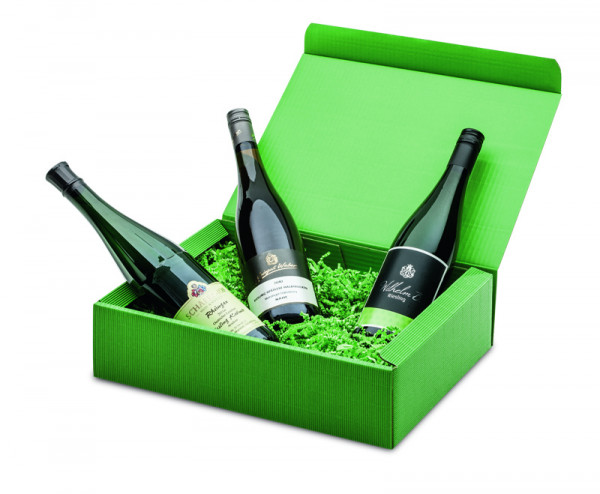 Geschenkpackung Crazy for Riesling