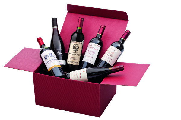 Geschenkpackung Domaines et Chateaux