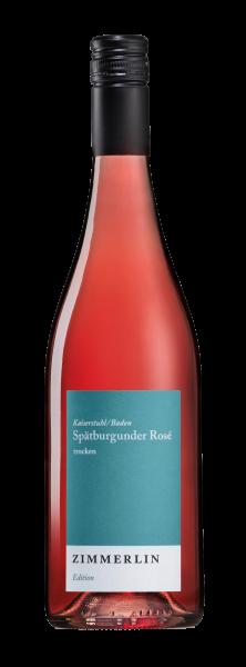 2018 Zimmerlin Spätburgunder Rosé Trocken