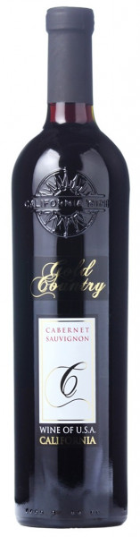 2017 Gold Country Cabernet Sauvignon