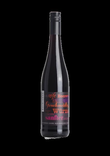 Weinlese Rotwein Cuvée Trocken