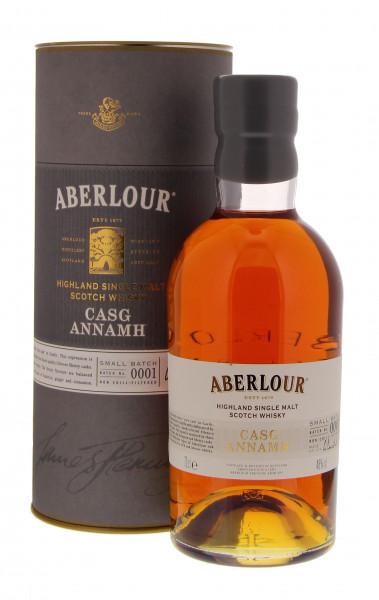 Aberlour Cask Annamh Speyside Malt Whisky 48% 0,7l
