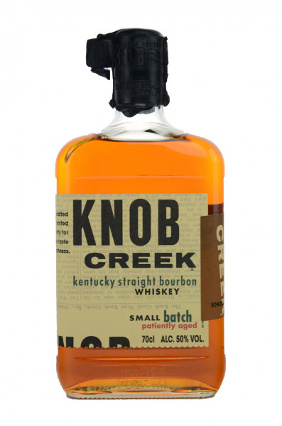 Knob Creek Small Batch Kentucky Straight Bourbon Whiskey 0,7l