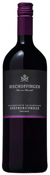 2018 Bischoffinger Spätburgunder Rotwein Trocken 1,00 l Mehrweg !