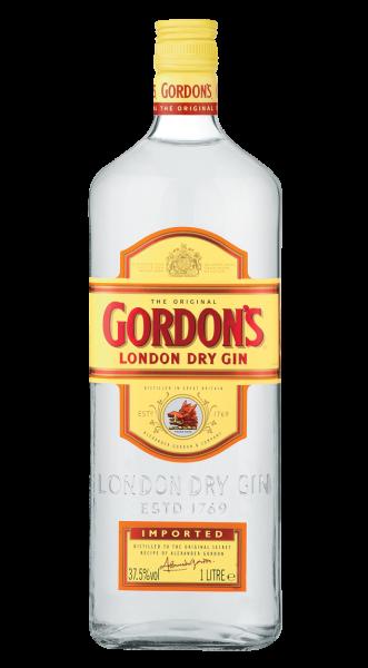 Gordon's Dry Gin 37,5% 1,0l