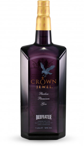 Beefeater Crown Jewel Premium Gin 50% 1,0l
